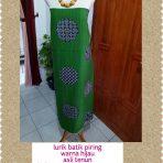 Lurik Batik Piring
